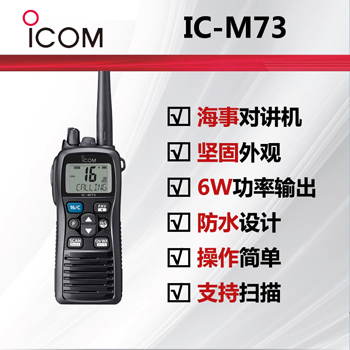 IC-M73